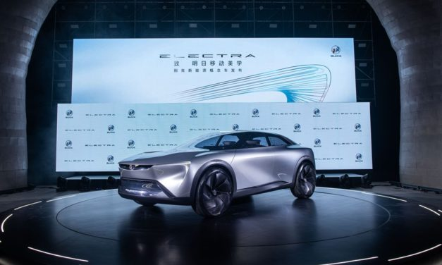 Buick Electra Concept Global Reveal