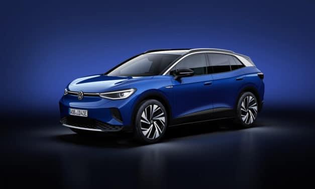 2021 Volkswagen ID.4 – Early Information