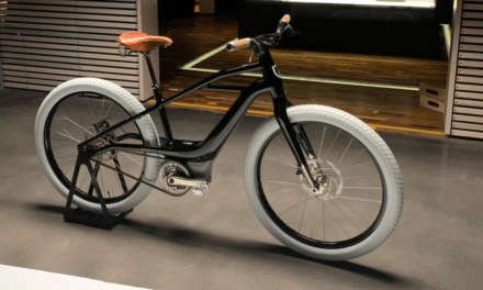 Harley Davidson's Serial 1 Cycle E-Bike Enters the $15 Billion Electric Bicycle Industry