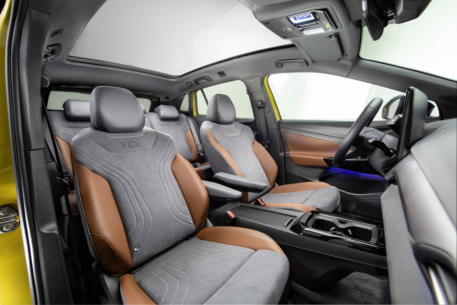 Interior Design of The New Volkswagen ID.4