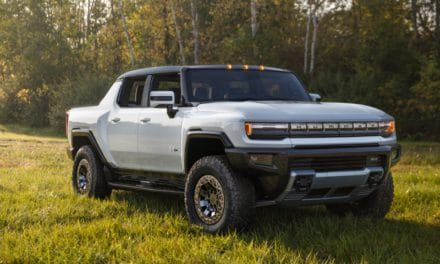 2022 GMC Hummer EV Edition 1– Early Information