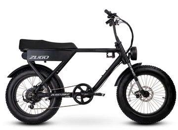 ZuGo Rhino Bikes – Fat Tire Electric Bikes That Scoot