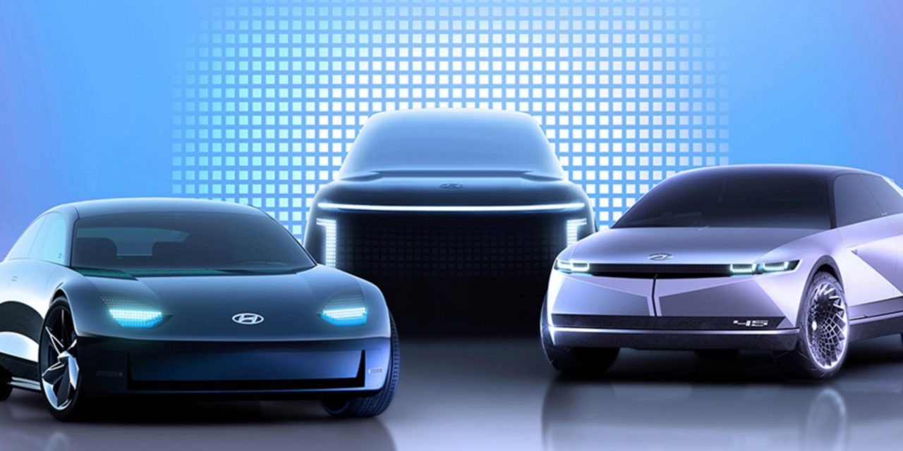Hyundai Group to Heavily Push EV Production with New E-GMP Platform