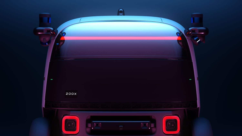 Zoox Autonomous Vehicle - Reveal Front Half 1