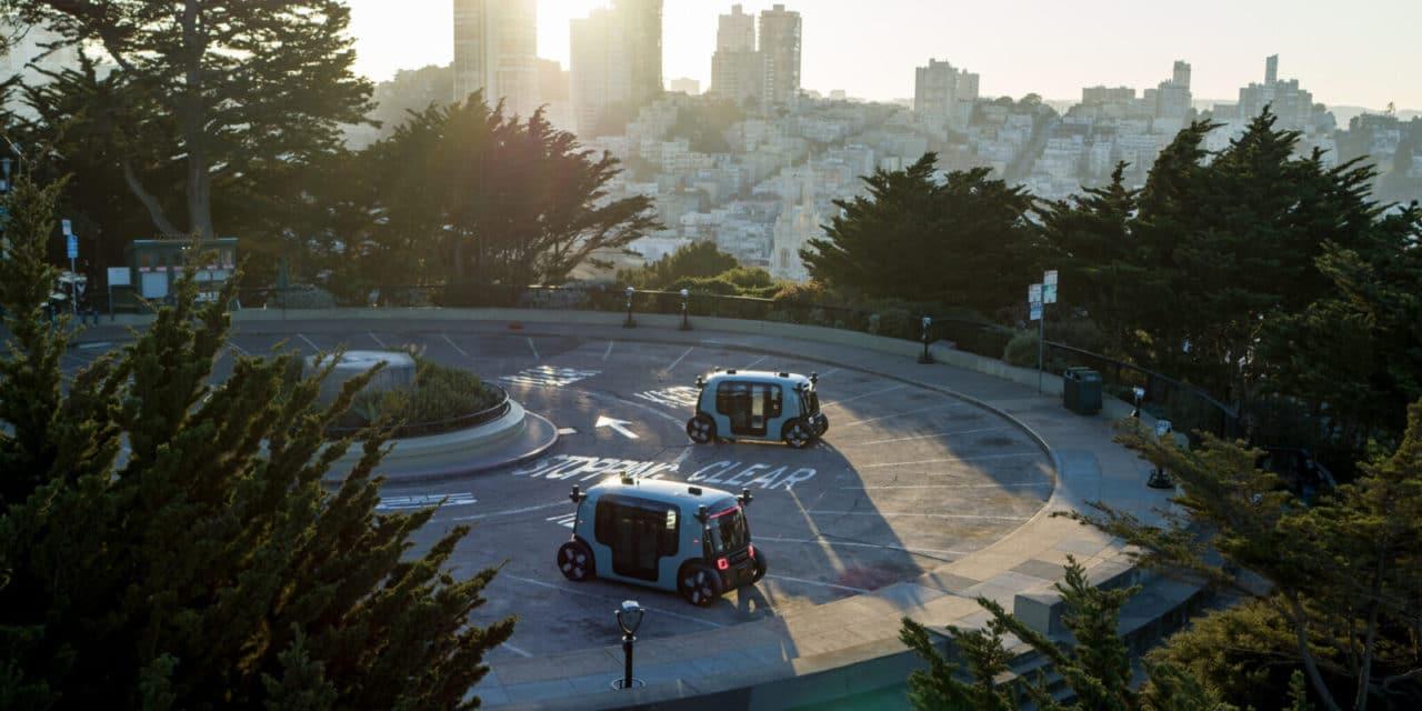 $1.3 Billion Zoox Autonomous Electric Vehicle Backed by Amazon