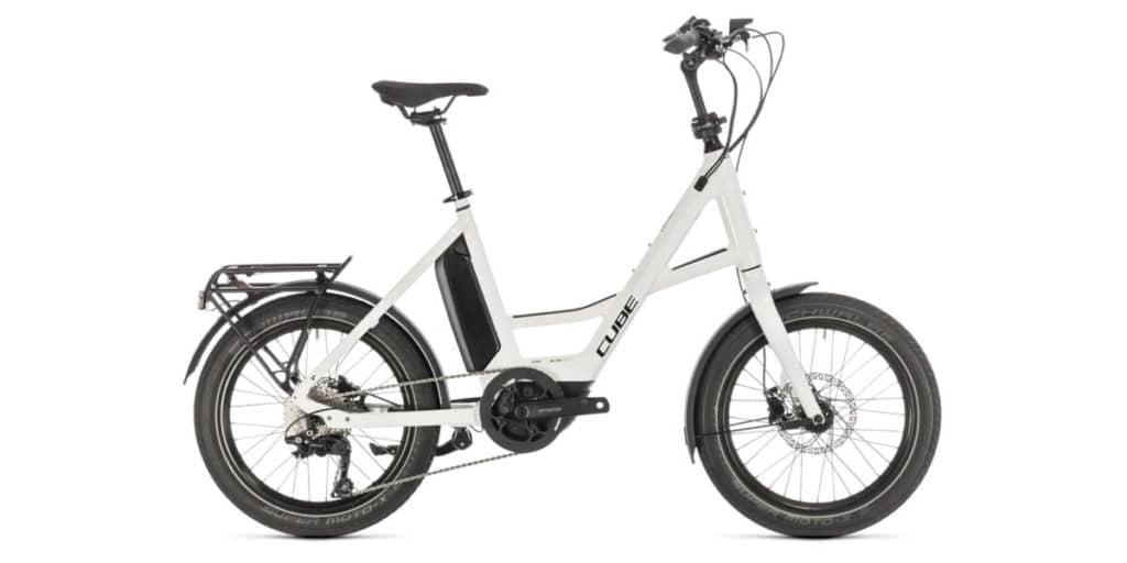 Cube 20 Inch Compact Sport Hybrid E Bike