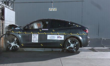 Tesla Model Y Gets 5-Star NHTSA Crash Safety Rating (Watch the Video)