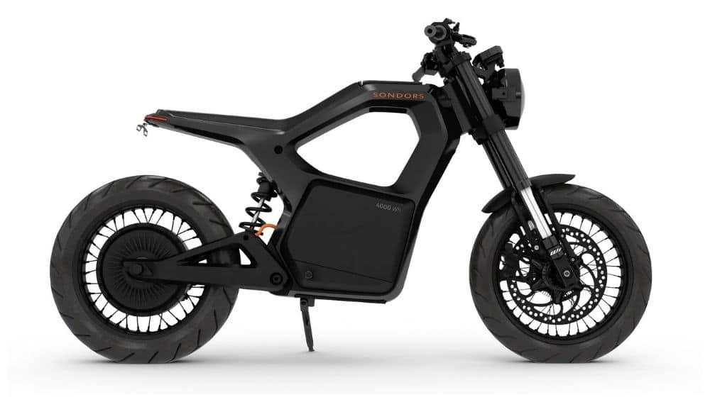 Black Sondors Metacycle
