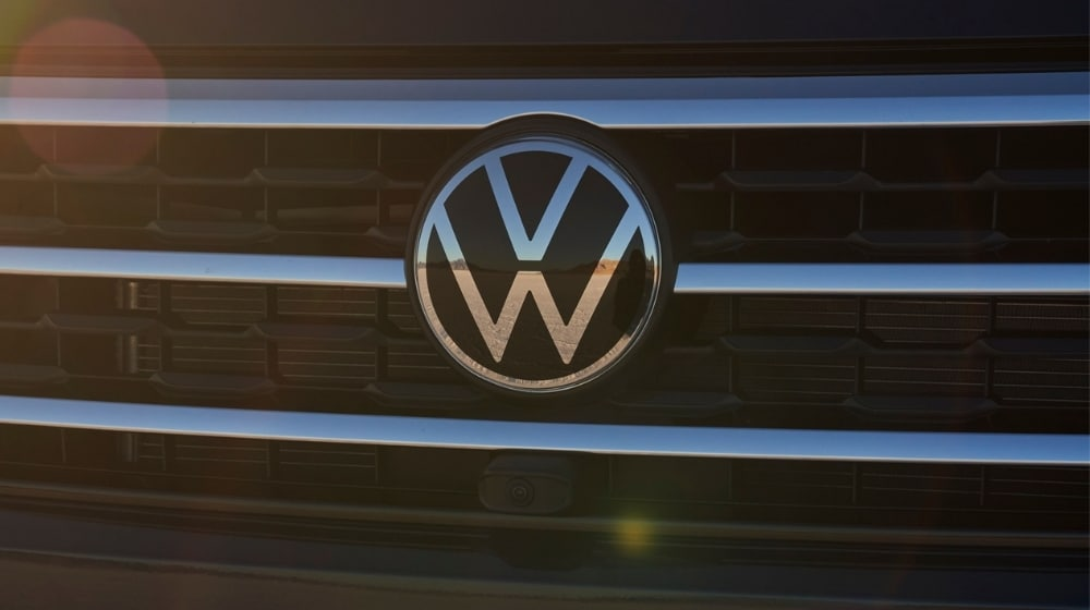 """Volkswagen's Flagship EV, Project """"Trinity"""" Teases Us with Early Details"""