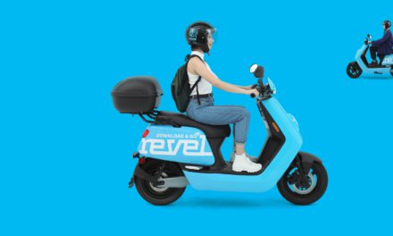 Electric Moped Startup Revel Building an EV Charging Business