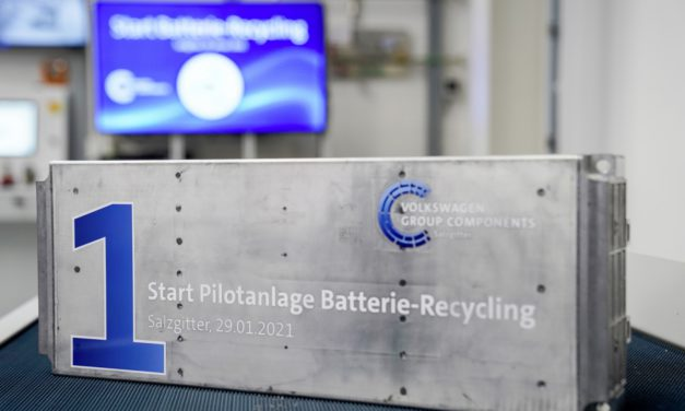 Volkswagen's EV Battery Recycling Plant Is In The Works