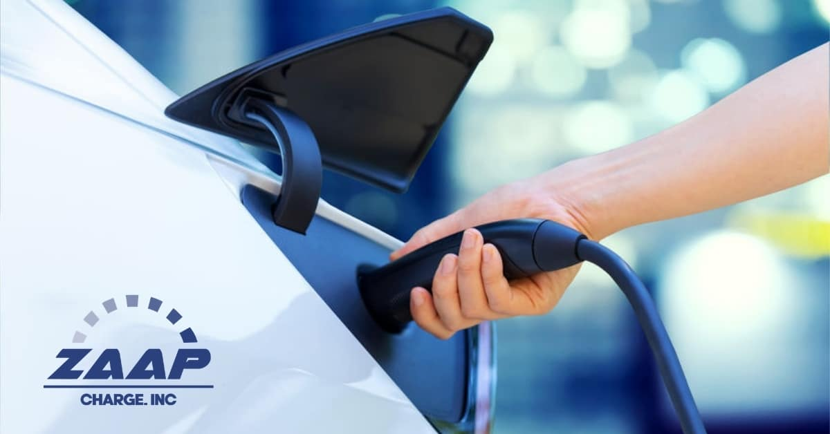 ZAAP – Canada's EV Charging Station Company That Promises to Deliver