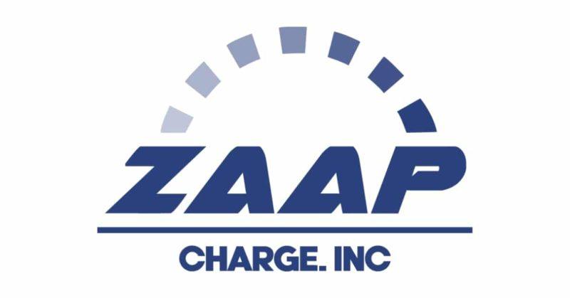 ZAAP Charge Logo