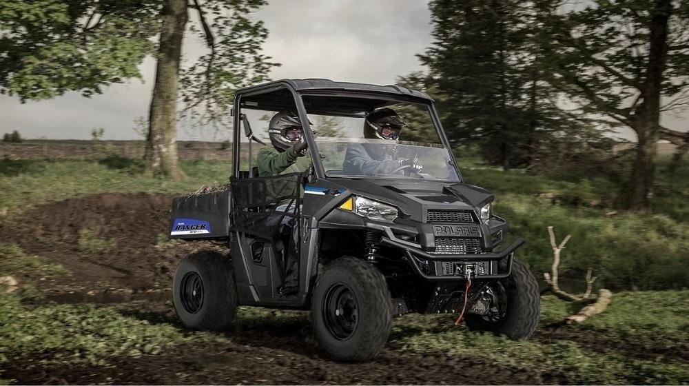 2021 Polaris Ranger EV UTV