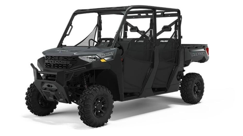 Polaris Ranger EV – The All-Electric Side by Side UTV