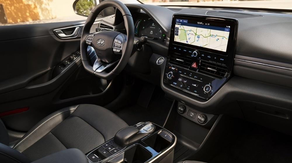 2021 Hyundai IONIQ 10.25 Inch Touchscreen Navigation
