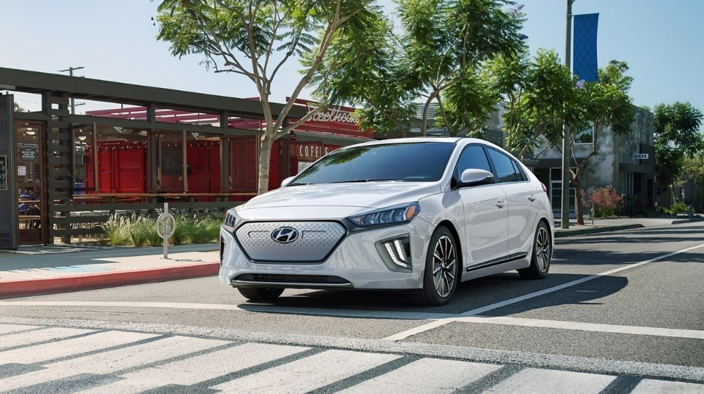 The 2021 Hyundai IONIQ Electric Hatchback, How Does It Measure Up?