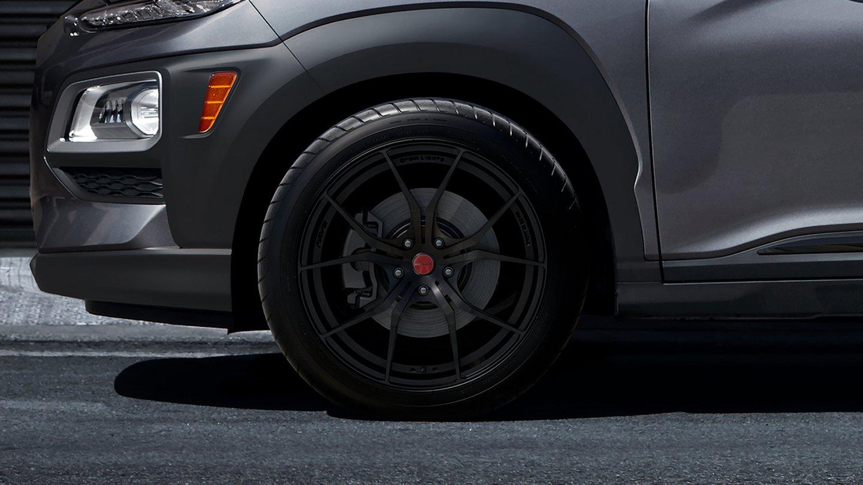 2021 Kona EV 18 Inch Rays Wheel