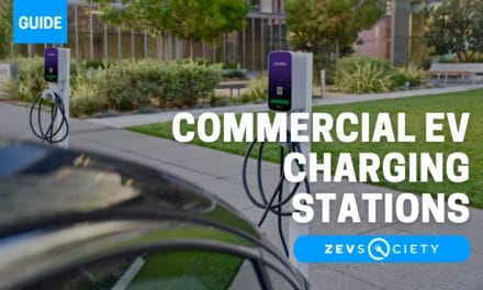 Commercial EV Charging Stations Guide