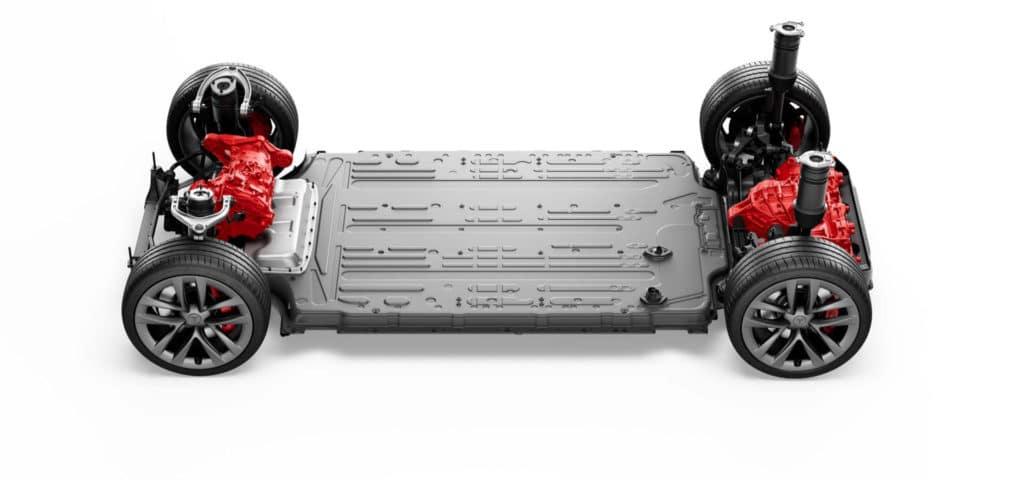 Model S Performance Powertrain