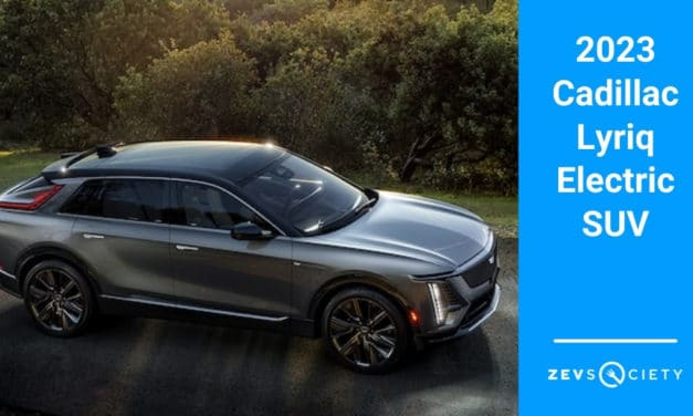2023 Cadillac Lyriq Electric SUV: Overview, Specs, Design, & Price
