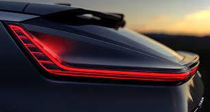 2023 cadillac lyriq rear taillight