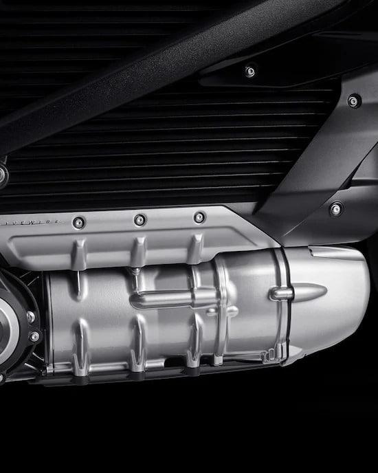 2021 livewire powertrain and exhaust