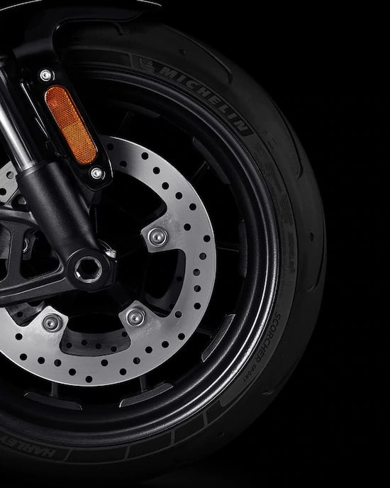 2021 livewire wheel and brakes